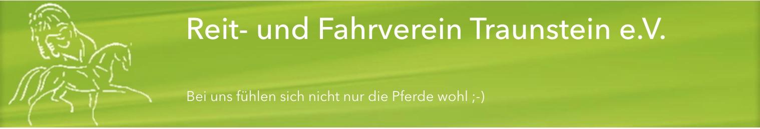 Reit- und Fahrverein Traunstein e.V.